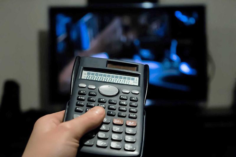 Tv-V Rechner